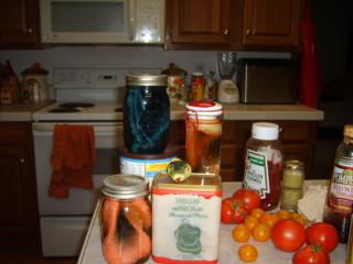 Witch's Kitchen Supplies